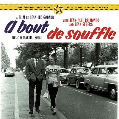 دانلود موسیقی متن فیلم A Bout De Souffle