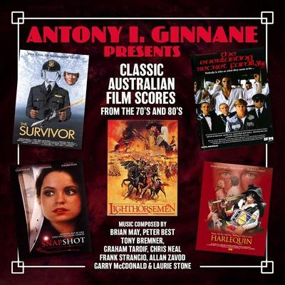 دانلود موسیقی متن فیلم Antony I. Ginnane Presents Classic Australian Film Scores