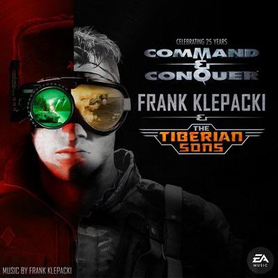 دانلود موسیقی متن بازی Celebrating 25 Years of Command & Conquer