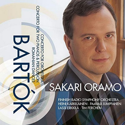 دانلود موسیقی متن فیلم Concerto for Orchestra & Romanian Dances