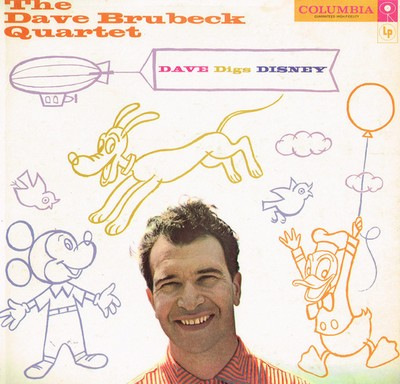 دانلود موسیقی متن فیلم Dave Digs Disney