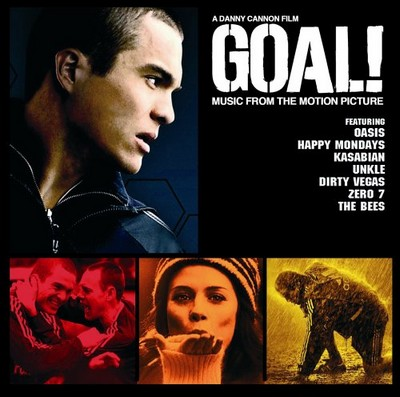 دانلود موسیقی متن فیلم Goal!