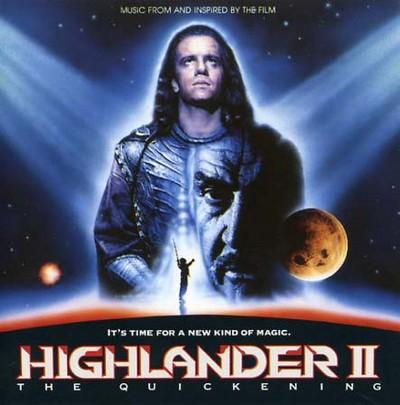 دانلود موسیقی متن فیلم Highlander II: The Quickening