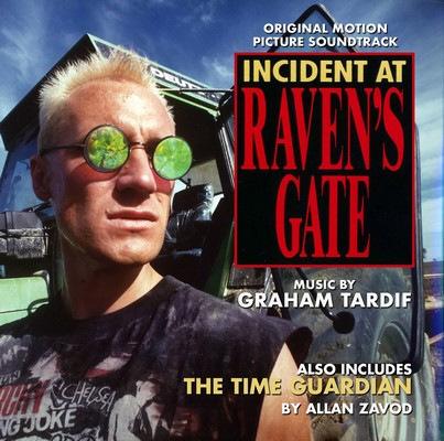 دانلود موسیقی متن فیلم Incident at Raven's Gate / The Time Guardian