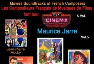 دانلود موسیقی متن فیلم Les Compositeurs Français de Musiques de Films font leur Cinéma Vol.1-5