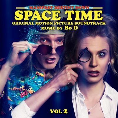 دانلود موسیقی متن فیلم Manifest Destiny Down Spacetime Vol. 1-2