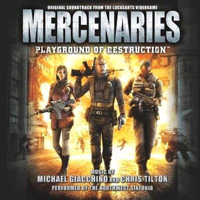دانلود موسیقی متن بازی Mercenaries: Playground Of Destruction