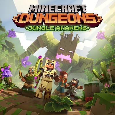 دانلود موسیقی متن بازی Minecraft Dungeons: Jungle Awakens