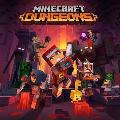 دانلود موسیقی متن بازی Minecraft Dungeons