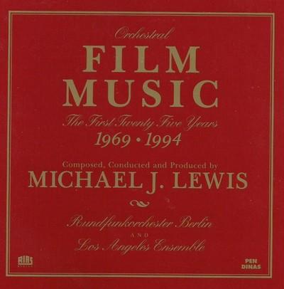 دانلود موسیقی متن فیلم Orchestral Film Music: The First Twenty-Five Years 1969-1994