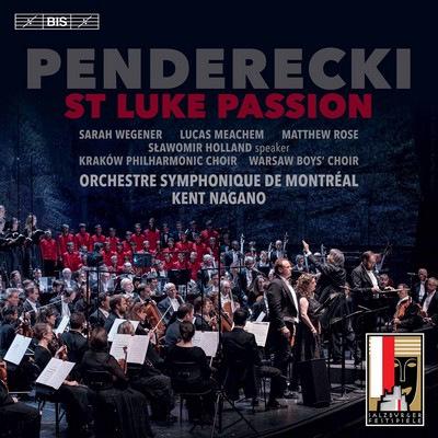 دانلود موسیقی متن فیلم Penderecki – St. Luke Passion