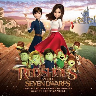 دانلود موسیقی متن فیلم Red Shoes and the Seven Dwarfs