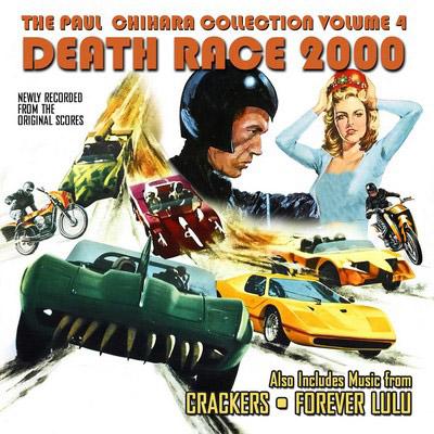دانلود موسیقی متن فیلم The Paul Chihara Collection Vol. 4