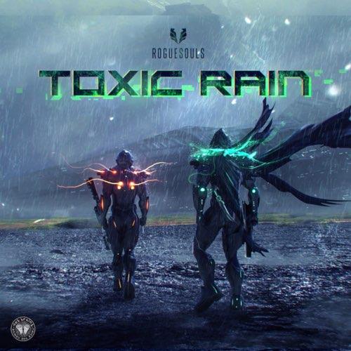 دانلود آلبوم موسیقی Toxic Rain توسط Dos Brains