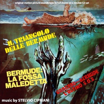 دانلود موسیقی متن فیلم Bermude La Fossa Maledetta / Uragano Sulle Bermude / Il Triangolo Delle Bermude