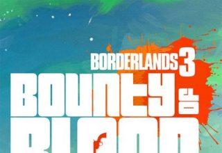 دانلود موسیقی متن بازی Borderlands 3: Bounty of Blood