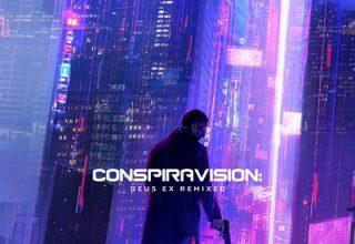 دانلود موسیقی متن بازی Conspiravision: Deus Ex Remixed