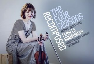 دانلود موسیقی متن فیلم Fenella Humphreys – Vivaldi – The Four Seasons Recomposed