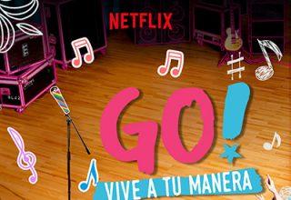 دانلود موسیقی متن سریال Go! Vive A Tu Manera