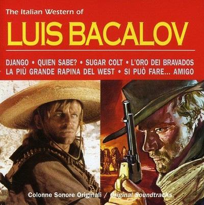 دانلود موسیقی متن فیلم The Italian Western of Luis Bacalov