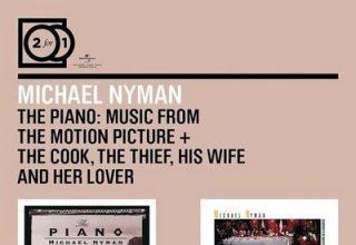 دانلود موسیقی متن فیلم The Piano / The Cook, The Thief, His Wife And Her Lover