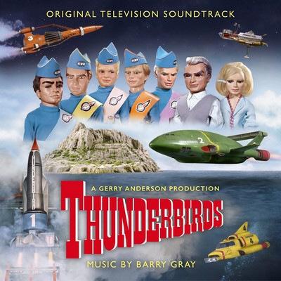 دانلود موسیقی متن سریال Thunderbirds