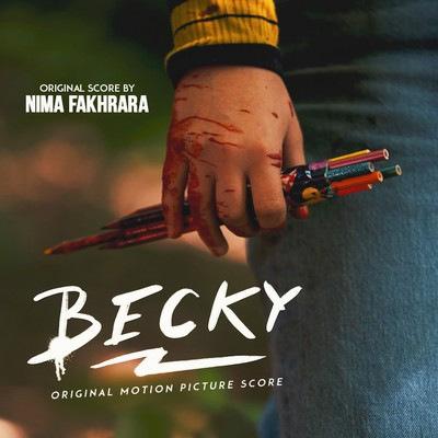 دانلود موسیقی متن فیلم Becky
