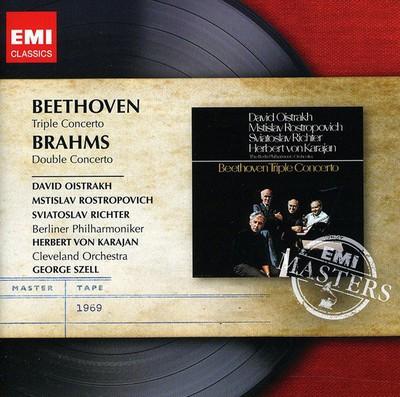 دانلود موسیقی متن فیلم Beethoven & Brahms – Rostropovich & Oistrach – Triple Concerto / Double Concerto