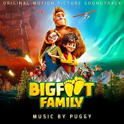 دانلود موسیقی متن فیلم Bigfoot Family