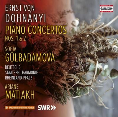 دانلود موسیقی متن فیلم Dohnányi: Piano Concertos Nos. 1 & 2