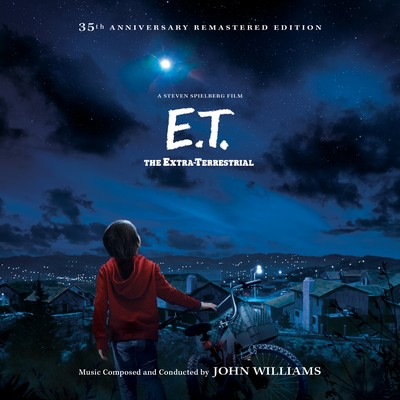 دانلود موسیقی متن فیلم E.T. The Extra-Terrestrial