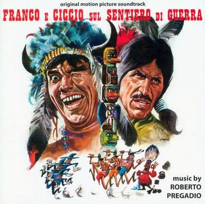 دانلود موسیقی متن فیلم Franco E Ciccio Sul Sentiero Di Guerra