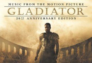 دانلود موسیقی متن فیلم Gladiator