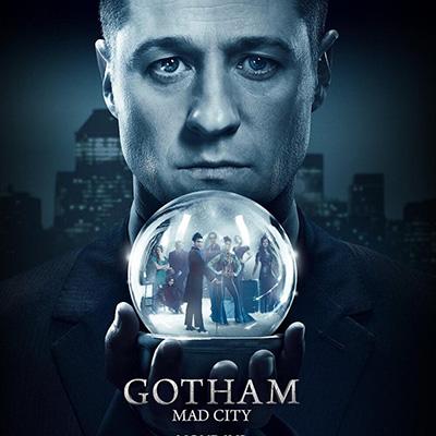 دانلود موسیقی متن سریال Gotham Season 3