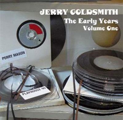 دانلود موسیقی متن فیلم Jerry Goldsmith: The Early Years Volume 1