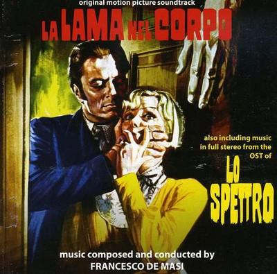 دانلود موسیقی متن فیلم La Lama Nel Corpo / Lo Spettro