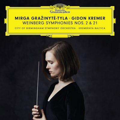 دانلود موسیقی متن فیلم Mirga Gražinytė-Tyla – Weinberg – Symphonies Nos. 2 & 21