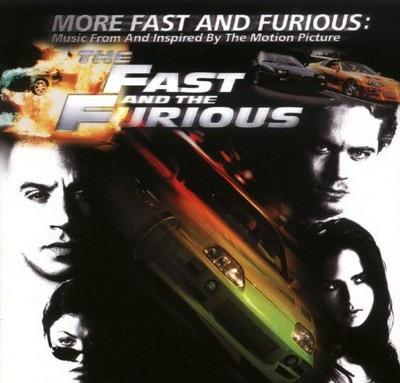 دانلود موسیقی متن فیلم More Music From Fast and Furious