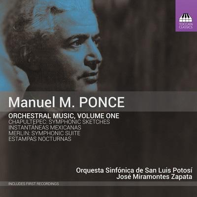 دانلود موسیقی متن فیلم Ponce: Orchestral Music Vol 1