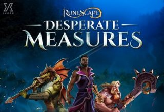 دانلود موسیقی متن بازی RuneScape: Desperate Measures