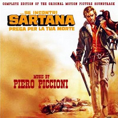 دانلود موسیقی متن فیلم Se Incontri Sartana Prega Per La Tua Morte
