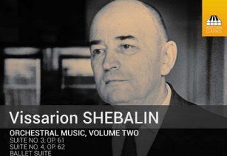 دانلود موسیقی متن فیلم Shebalin: Orchestral Music 2