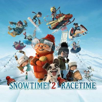 دانلود موسیقی متن فیلم Snowtime! 2: Racetime