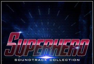 دانلود موسیقی متن فیلم Super Hero Collection