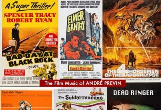 دانلود موسیقی متن فیلم The Film Music of ANDRÉ PREVIN
