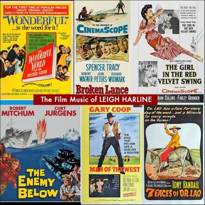 دانلود موسیقی متن فیلم The Film Music of LEIGH HARLINE