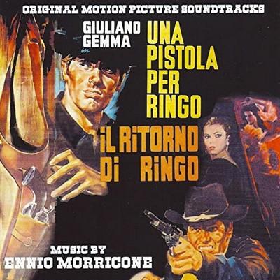 دانلود موسیقی متن فیلم Una Pistola Per Ringo / Il Ritorno Di Ringo / A Gun For Ringo / The Return Of Ringo / Death Rides A Horse