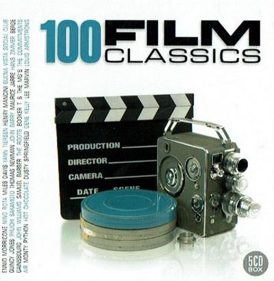 دانلود موسیقی متن فیلم 100 Film Classics