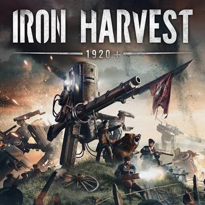 دانلود موسیقی متن بازی Iron Harvest