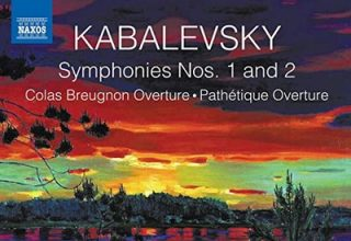 دانلود موسیقی متن فیلم Kabalevsky: Works for Orchestra